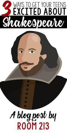 Celebrating Shakespeare - Learning in Room 213 Aaliyah, Martin Luther, Teaching Theatre, Drama Teaching, Efl Teaching, Teaching Tools, British Literature, British Poetry, English Literature