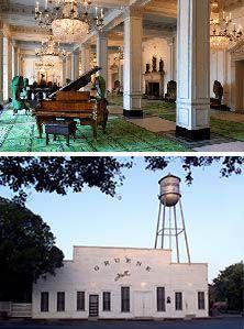 Explore romantic San Antonio, as seen on #TheBachelorette