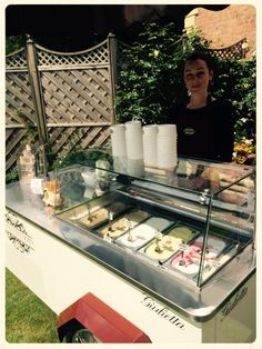 Gelato Palazzo Italian Gelato and Cart hire available for UK hire . Perfect for you wedding or special event . www.gelatopalazzo.co.uk