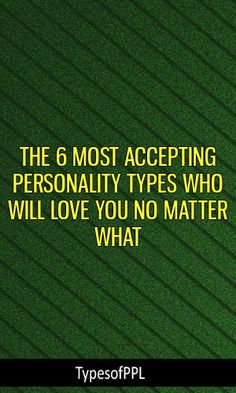 3 personality types you should never be relationship