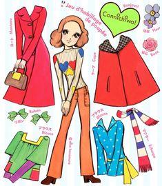 paper dolls!