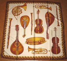 Halstuch Kopftuch Musik Orchester