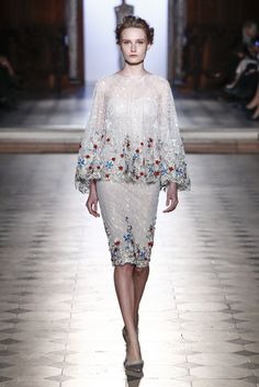 Tony Ward Haute Couture Spring Summer 2017