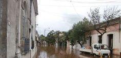 Inundações no Uruguai expulsam mais de 18 mil de suas casas