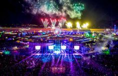 Electric Daisy Carnival Las Vegas. I will be going next year whether it's by myself or with my friends.