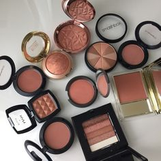 Blush in every shade.