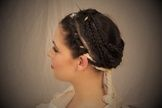 Vestal virgin hairstyle, Rome; Live Science.
