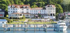 Island House Hotel in Mackinac Island, MI