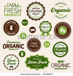Foto, immagini e grafica d'archivio di Retro Organic | Shutterstock