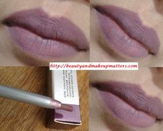 ColorBar Lip Liner - Plum Review, Swatches, LOTD I was looking for a nice Plum lip color but the hunt failed with disastrous results. The horrible Faces Mo