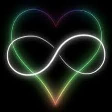 Image result for twin flame infinity symbol