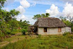 Farm house near Cabanas, Artemisa, Cuba