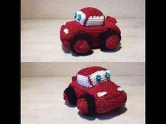 Tuto Cars au crochet #crochet