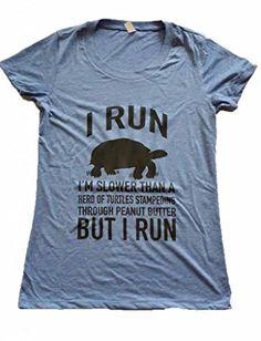 She Squats Clothing I Run Slower Than Turtles Tshirt Large Tri Blue She Squats Clothing http://www.amazon.com/dp/B00PCPFPGW/ref=cm_sw_r_pi_dp_j9eTub1GYXPZ7