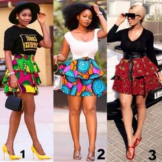 24 Street Ankara Fashion Styles - African Wear For Young Ladies We have the most amazing street Ankara styles / Street African wear for women. African Wear Dresses, African Inspired Fashion, Latest African Fashion Dresses, African Print Fashion, African Attire, Ankara Fashion, African Clothes, African Men, Africa Fashion