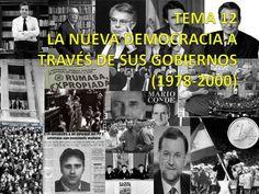 Tema 12 la nueva democracia