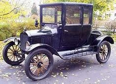 1896 FORD COUPE - how far we've come!!