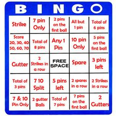 Bowling BINGO, Beer, Prize and one hell of a good time - ! Adventure, Activities and Random Events (New York, NY) - Meetup