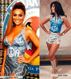 Carnaval 2016 + micaretas   Inspire se nos abadás customizados das famosas