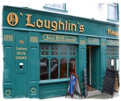 OLoughlins Milltown Malbay - Click pub photo image above to purchase your #Pubs of #Ireland Photo Print with PayPal. You do not need a PayPal account to purchase photo. Pubs of Ireland photos are perfect to display in any sitting room, family room, or den to celebrate a family's Irish heritage. $9.00 (plus $5 shipping & handling in USA)