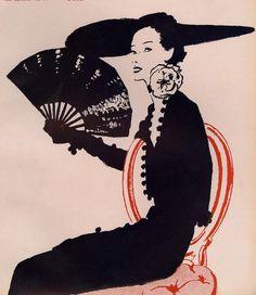 WomenХs Fashion 1930s 1939 1930s Uk Drawing