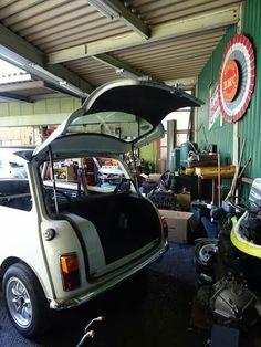 N/A Hatchbacks, Bmw Classic Cars, Mini Cooper S, Mini S, Classic Mini, Mk1, Toys For Boys, Cars Motorcycles, Motors