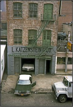 New York City Memories – Old Cars on The City's Streets in the 1970s