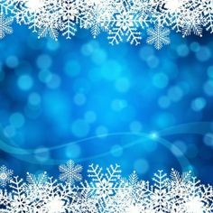 Christmas background with snowflakes Blue Christmas Background, Christmas Border, Christmas Frames, Christmas Paper, Merry Christmas, Winter Wallpaper, Christmas Wallpaper, Christmas Clipart, Ideas