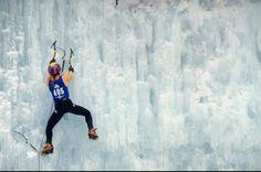 Ice Climbers 100-Foot fall down the Mountain