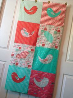 Easy Appliqué Birds of a Feather Quilt Pattern + Tutorial   Sew Mama Sew   Outstanding sewing, quilting, and needlework tutorials since 2005.