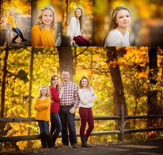 Click to See More! Shenandoah Valley Family Photography. Stephens City VA Family Photographer. Family of Four with Teens Poses. Outdoor fall family portraits. www.kensiem.com   Northern Virginia Photographer
