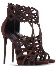 Giuseppe Zanotti Design Sandals ( 995) ❤ liked on Polyvore featuring shoes cffe3bbfa5