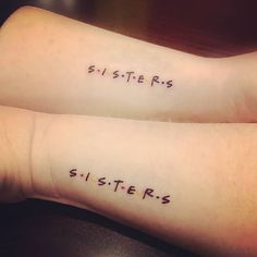 Tattoo ideas for sister & sister Gemini - tattoo ideas for sisters . - Tattoo ideas for sister & sister Twins – tattoo ideas for sister & sister Twins – - Cute Best Friend Tattoos, Cute Sister Tattoos, Matching Best Friend Tattoos, Sister Tattoo Designs, Brother Sister Tattoos, Tattoos For Friends, Three Sister Tattoos, Sister Sister, Best Sister