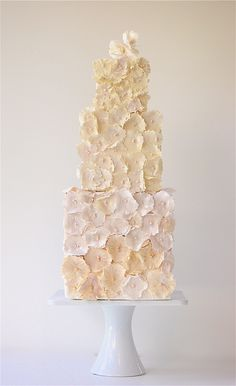 Maggie Austin Cake  #wedding #cake #idea