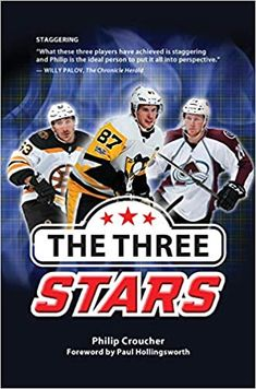 This is the must-have book for any hockey fan. Never has a single region of the country had three legitimate superstars playing at the top of their game at the same time. Sidney Crosby, Nathan MacKinnon and Brad Marchand could legitimately form an All-World first line. The Three Stars is the story of three superstars and one magical season. Brad Marchand, Fiction Writing, Nova Scotia, First World, Nonfiction, Third, Sidney Crosby, Stars, Authors