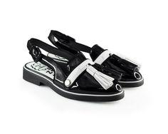 NEW PRODUCT ALERT! Sling-back Tassel... : http://globalwholesalebrands.com/products/sling-back-tassel-shoes - #GWBrands #shopping #trendy #sexy