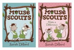 #Giveaway: Win Mouse Scouts Set of Books (Ends 2/19)