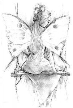 Bildergebnis für elfen gezeichnet