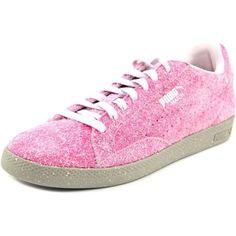 6fad9dde885c Puma Match Lo Elemental Women US 10 Pink Sneakers