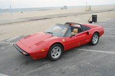 1979 Ferrari 308 GTS. Still my dream ride, and THE definitive F-car....in my mind, anyway.