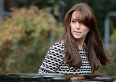 SATURDAY 10, 2015. The Duke and Duchess of Cambridge Support World Mental Health Day
