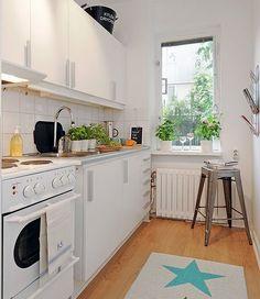 dcoracao.com - blog de decoração: Ideias para apartamentos pequenos