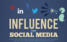 Social media influence allows starts to be born, famous people to stay connected with fans and businesses to market to billions of people on the cheap.