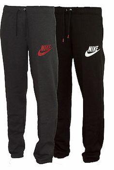 eBay Auction New Mens Nike Fleece Joggers, Tracksuit Bottoms, Track Sweat Jogging Pants