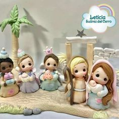 Clay Projects, Clay Crafts, Diy And Crafts, Beautiful Gif, Pasta Flexible, Christmas Pictures, Fondant, Biscuits, Decoupage
