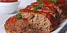 Old-Fashioned Meat Loaf Recipe Meatloaf Recipes, Beef Recipes, Cooking Recipes, Bbq Meatloaf, Beef Meals, Crockpot Meals, Quick Recipes, Copycat Recipes, Meatloaf With Oatmeal