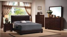 Shop Bedroom Sets at Weekends Only. Twin, Full, Queen and King Bedroom sets in a range of styles and prices. Master Bedroom Set, 5 Piece Bedroom Set, King Bedroom Sets, Queen Bedroom, Peach Bedroom, Walnut Bedroom Furniture, Living Room Furniture, Bed Furniture, Fine Furniture