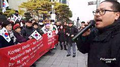 [애국방송 snsTV] 방통위 기자회견  (snsTV 안중규)