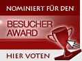"""My Website is nominated to the  """"BESUCHER AWARD 2016""""  please vote me of   www.LarsLeonhardt.com  thank you"""
