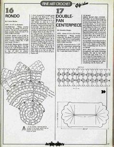 Мобильный LiveInternet Magic crochet № 46-1987   Lirella - Дневник Lirella  